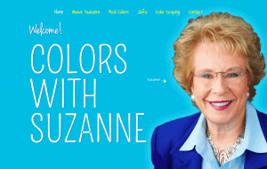 Colors with Suzanne