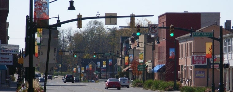 Plainfield, Indiana, in Hendricks County