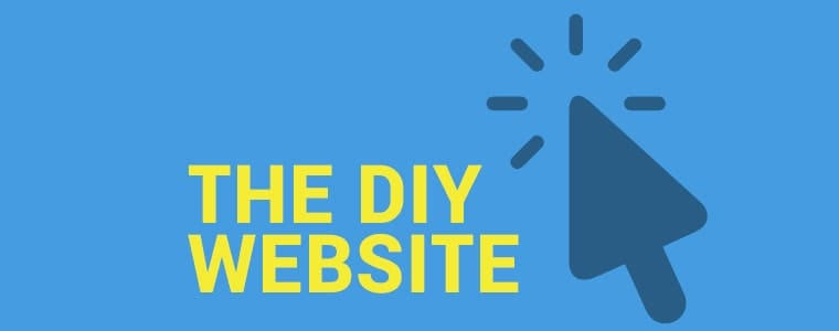DIY Website with Wix or Squarespace
