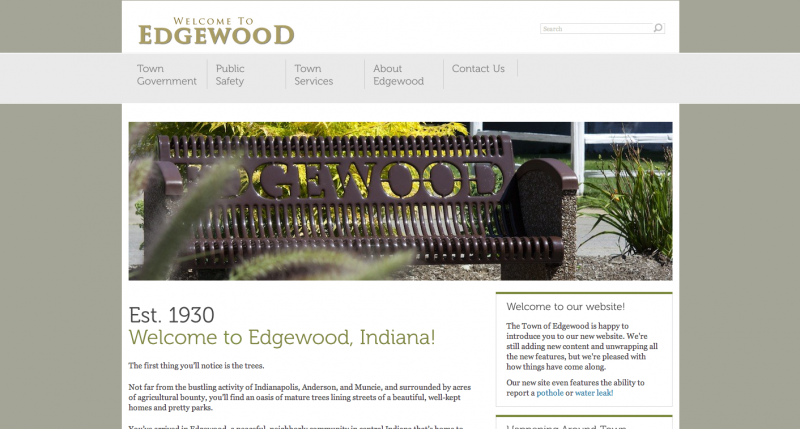 Town of Edgewood, Indiana