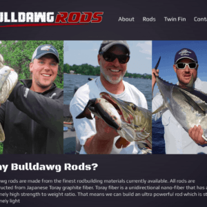 Bulldawg Rods