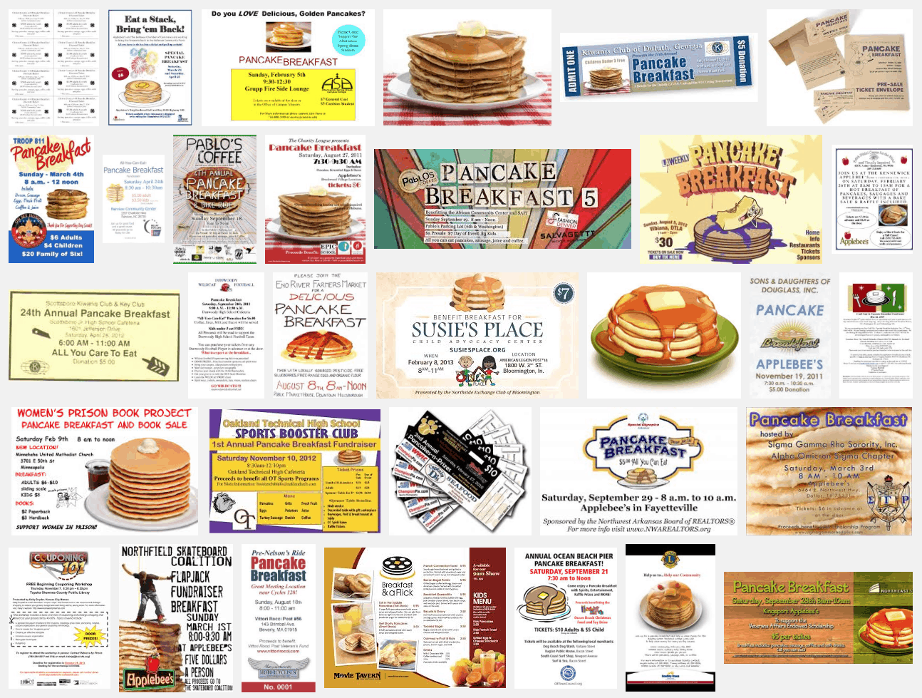 Pancake Breakfast Image Search Results