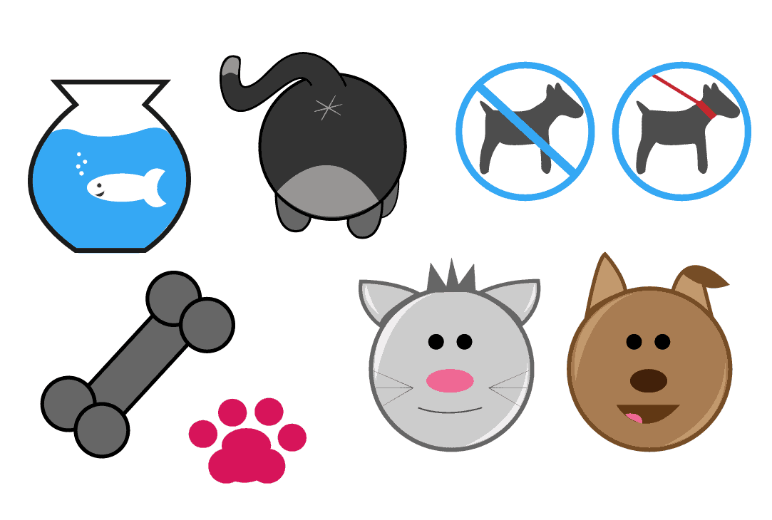 Animal Clip Art and Icons
