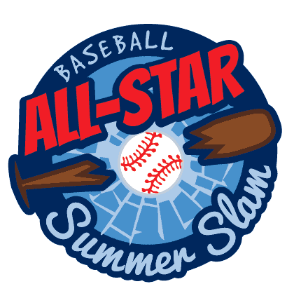 Baseball All-Stars Little League Graphic Template