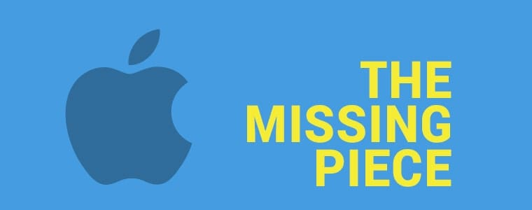 The Missing Piece about Apple's Business