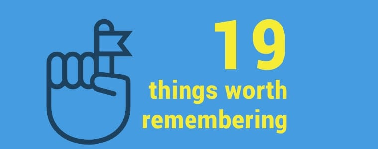19 things designers and developers should remember