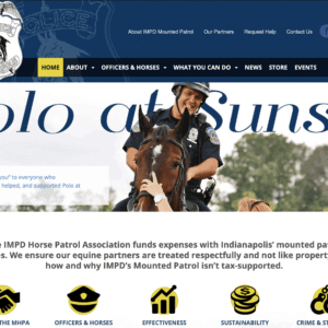IMPD Mounted Horse Patrol Association